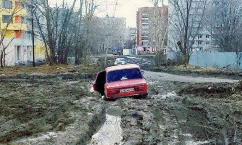Укравшему плиты с сельской дороги депутату-единороссу вынесли приговор