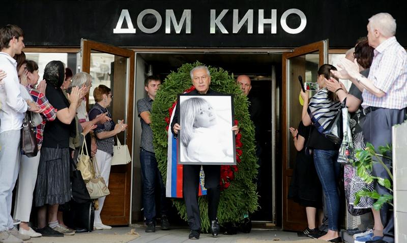 Похороны актрисы Веры Глаголевой состоялись в Москве