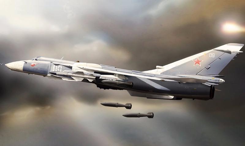 В Генштабе назвали число авиаударов ВКС России по террористам в Сирии