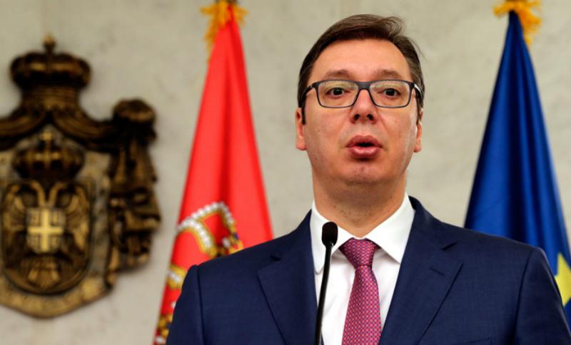 Вучич рассказал о постоянном давлении на Сербию из-за дружбы с Россией