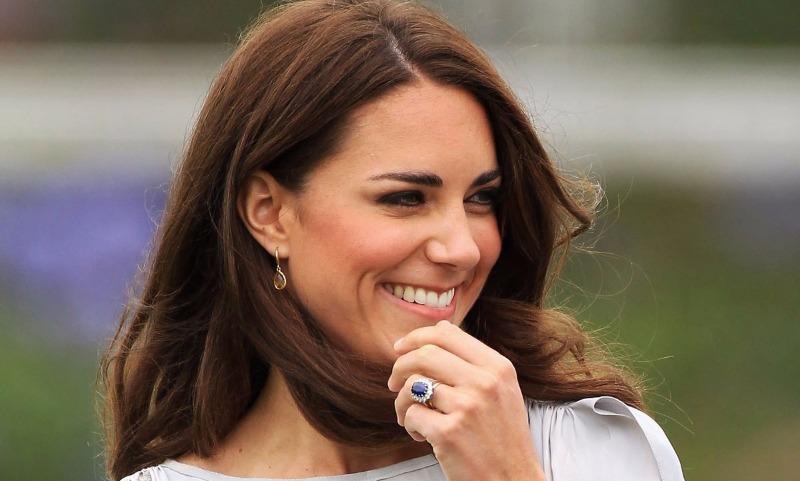 Кэтрин, герцогиня Кембриджская.