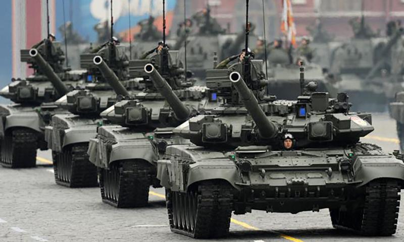Календарь: 10 сентября - День танкиста