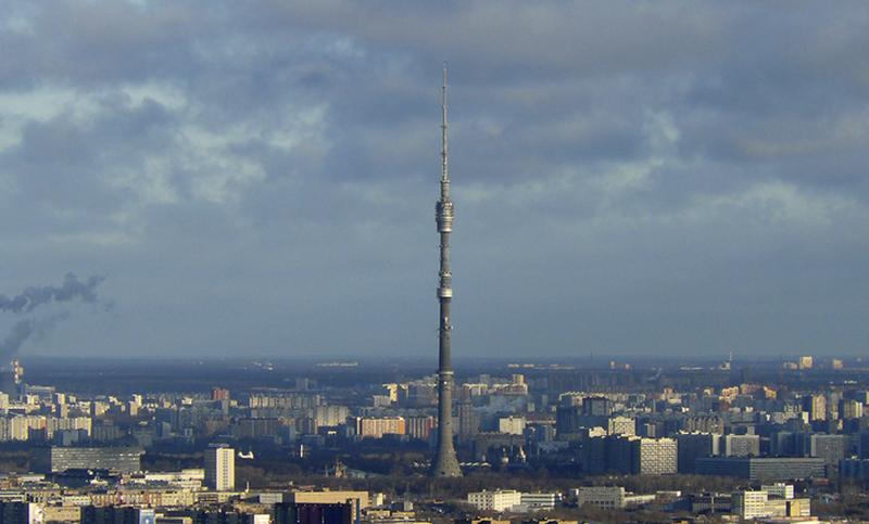 Календарь: 27 сентября - Заложены первые блоки Останкинской телебашни