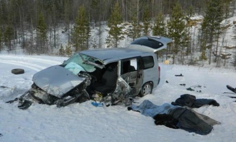 Авария в Якутии унесла жизни двух детей и двух взрослых