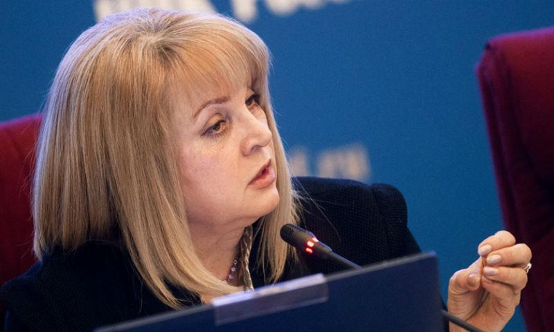 Глава ЦИК упрекнула воронежского губернатора за отказ уволить провинившегося заместителя