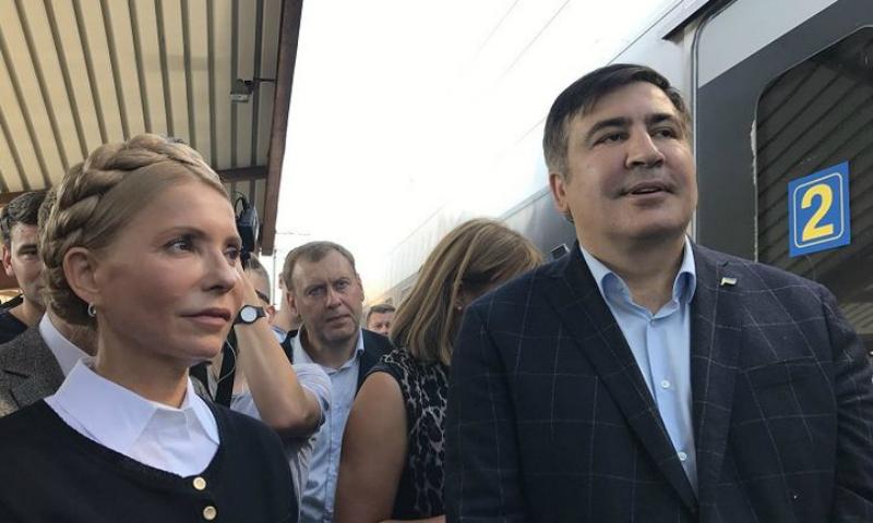 «Миротворец» объяснил внесение в базу Юлии Тимошенко