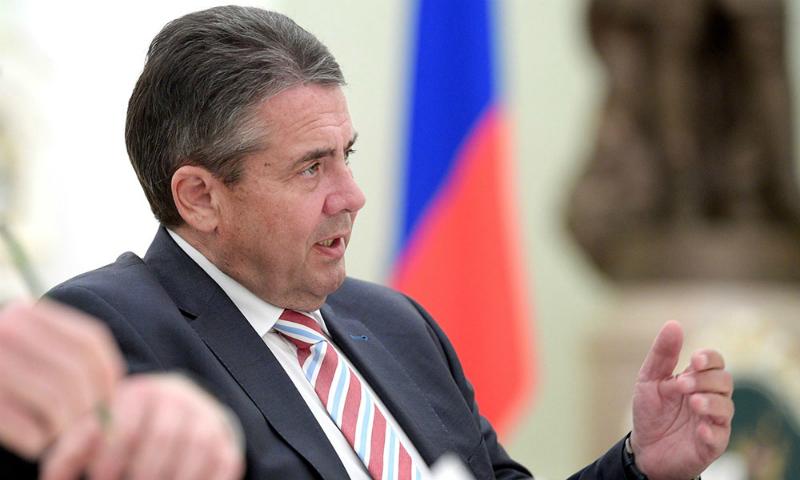 Глава МИД Германии заявил о желании снять санкции с России