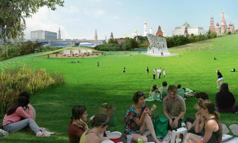 Мэрия Москвы назвала стоимость нового парка