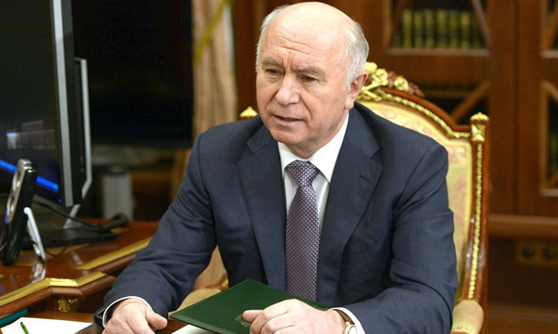 Путин снял Меркушкина с поста губернатора Самарской области