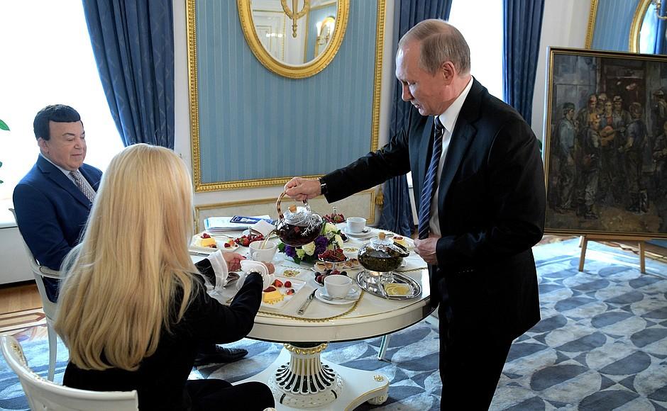 Кобон и Путин1