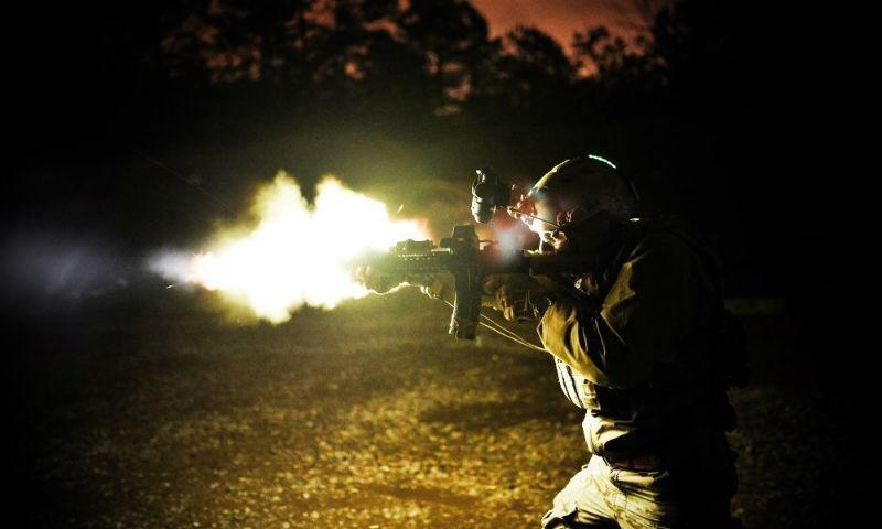 Офицера и двоих солдат расстрелял военнослужащий в Амурской области