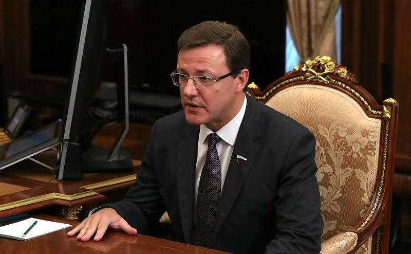 Самарскую область после отставки губернатора возглавил прежний мэр областного центра