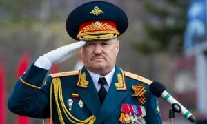 Российский генерал погиб во время штурма сирийского Дэйр эз-Зора