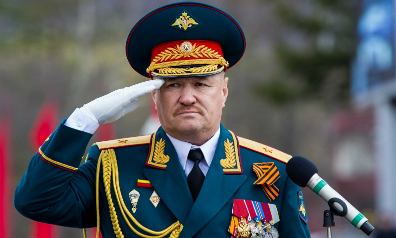 Российский генерал погиб во время штурма сирийского Дэйр-эз-Зора