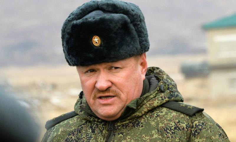 МИД РФ назвал причиной гибели генерала Асапова двуличие США