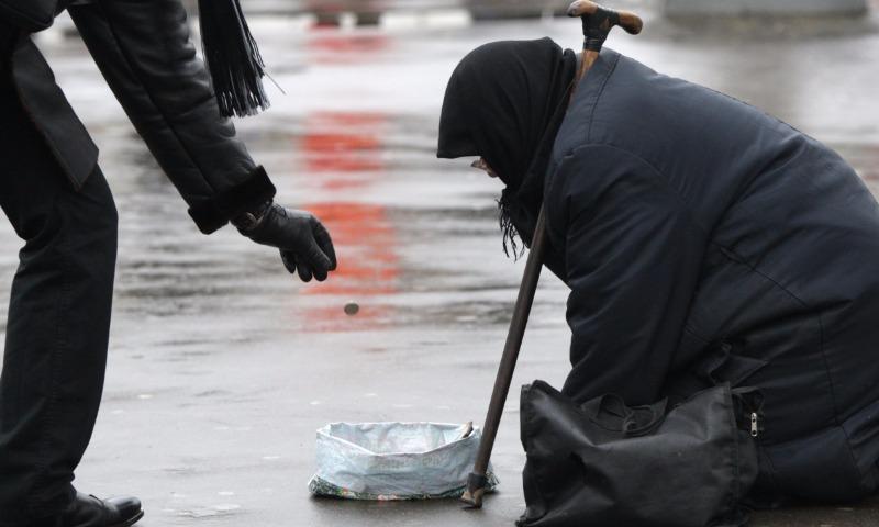 В России уменьшится количество бедных