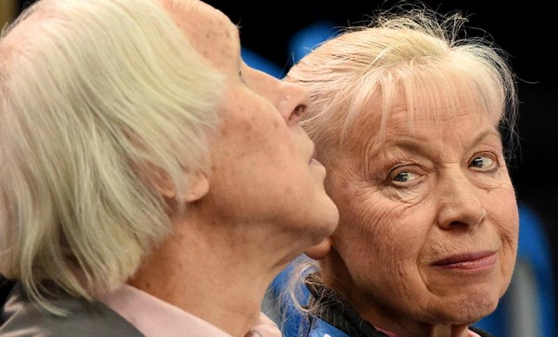 ВШвейцарии скончалась двукратная олимпийская чемпионка Людмила Белоусова