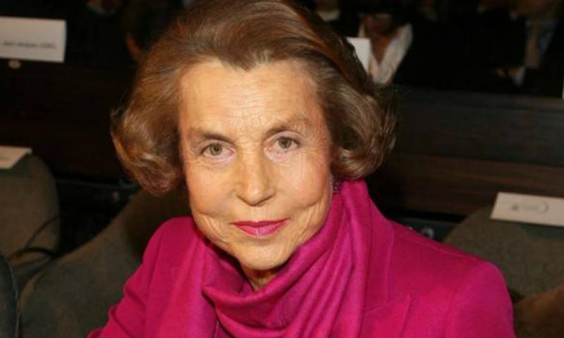 Самая богатая женщина мира Лилиан Беттанкур скончалась в Париже