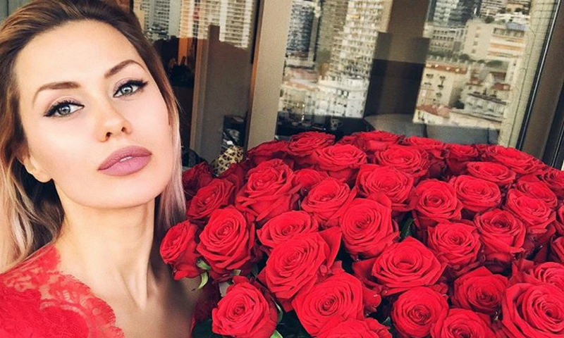 Виктория Боня рассказала поклонникам о тайном замужестве