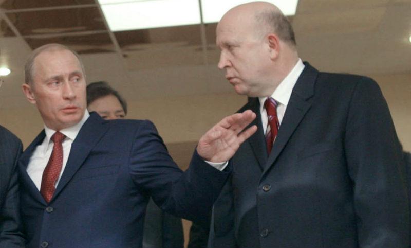 Путин уволил Шанцева с поста губернатора Нижегородской области
