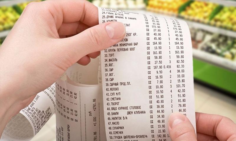 Россияне стали больше тратить во время походов в магазины