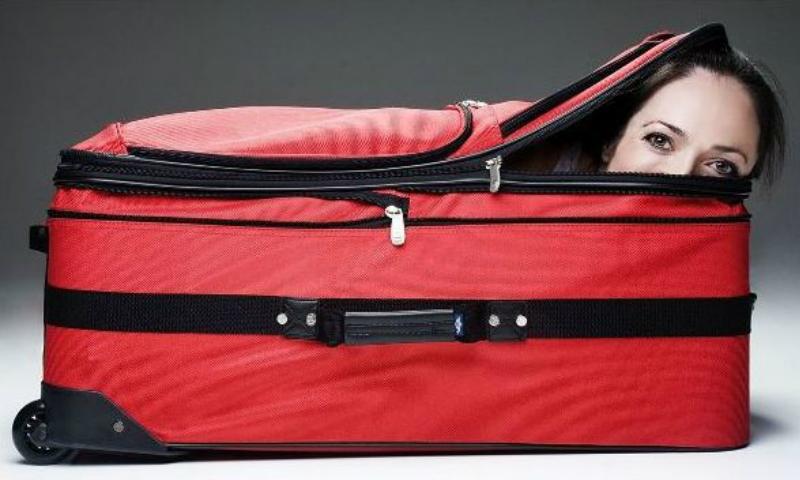 Гражданин Грузии пытался вывезти россиянку из Турции в чемодане