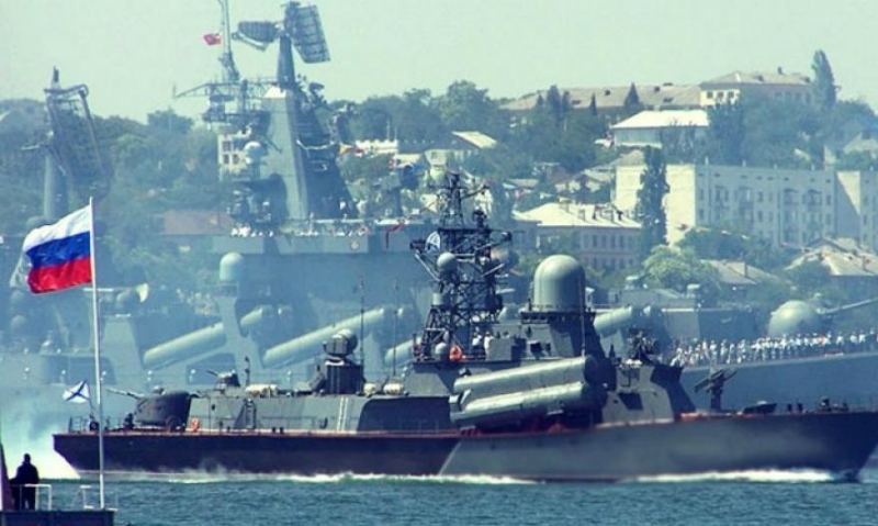 Российского военного задержали в Крыму за шпионаж в пользу Украины