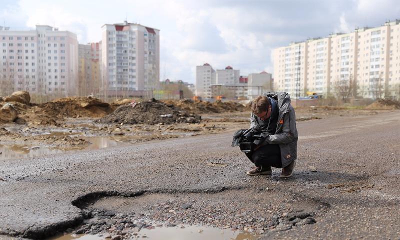 Стали известны города России с самыми худшими и лучшими дорогами