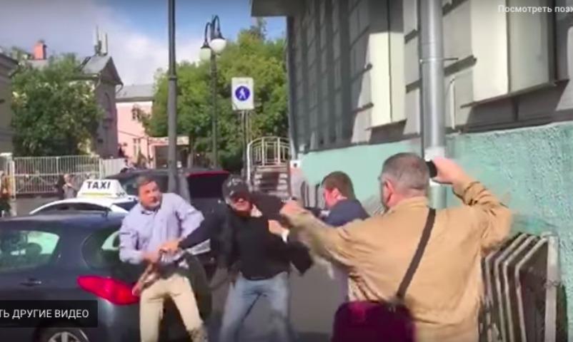 Юрист Новиков устроил драку сдепутатом удома Немцова