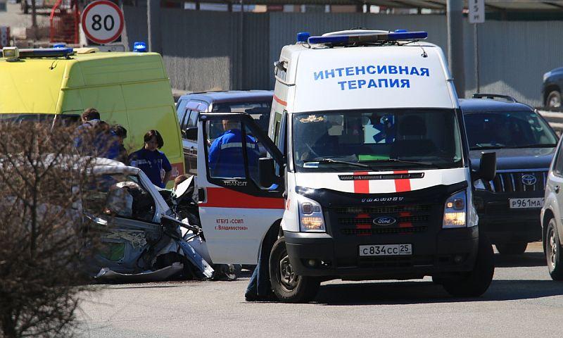 В ГИБДД ожидают увеличения в России числа погибших в ДТП