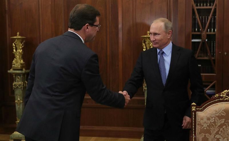Экс-глава Самарской области сказал опредстоящих отставках губернаторов