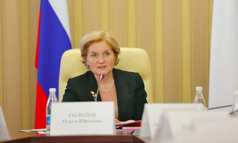 Голодец заявила о слишком большом количестве абортов в России