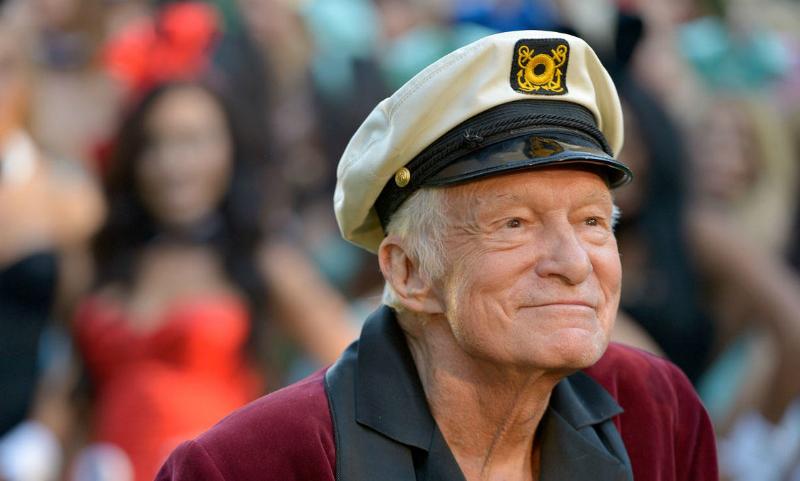 Легендарный основатель журнала Playboy Хью Хефнер скончался в США