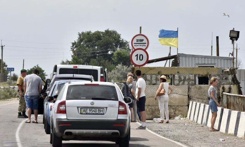 Жители Украины с удовольствием отдыхают в Крыму и в бархатный сезон