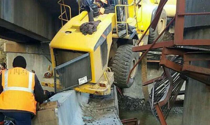 Двое рабочих погибли при обрушении моста в Забайкалье