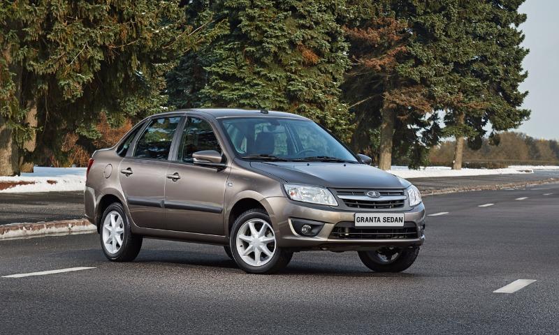 Названа самая продаваемая машина в России в августе