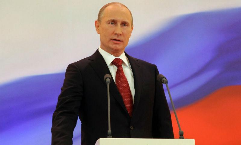 Назван срок выдвижения Путиным своей кандидатуры на пост президента