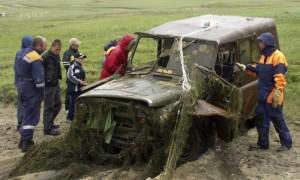 «Хрустальная глубина»: российские спасатели почистили Байкал