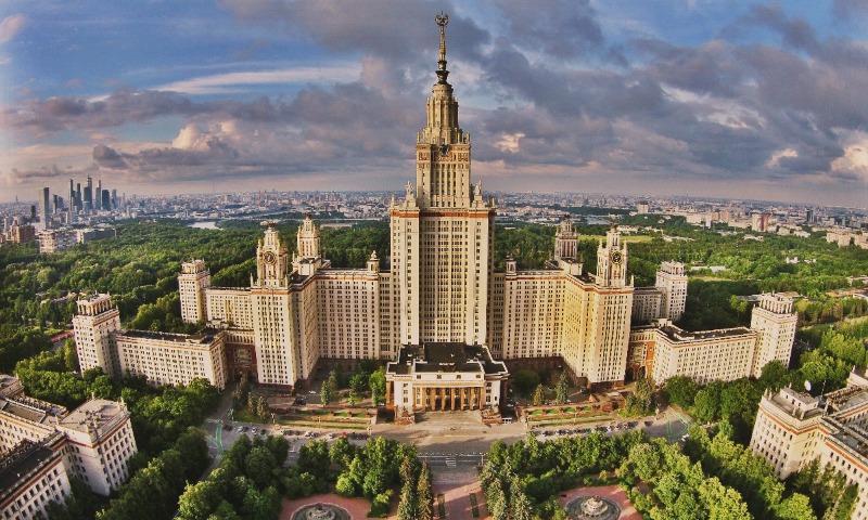 Британские эксперты признали МГУ лучшим российским вузом