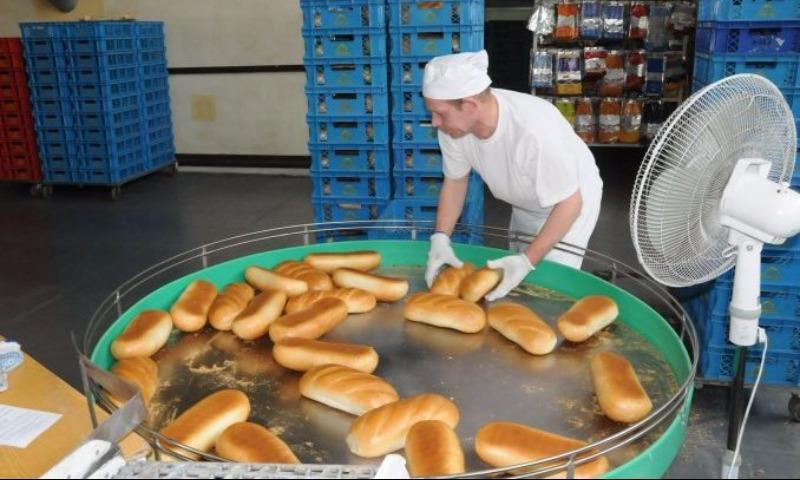 Жители центральной части России питаются хорошим хлебом