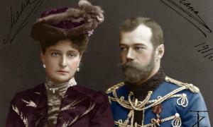 Матильда - лишняя: в Москве появились билборды с цитатами из личной переписки Николая II c женой
