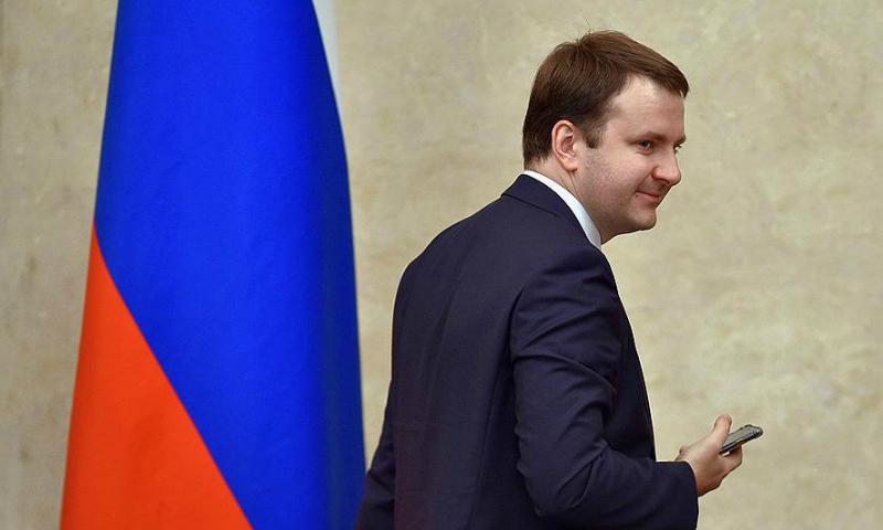 Максим Орешкин допустил снижение инфляции в России до 3,4% по итогам 2017 года