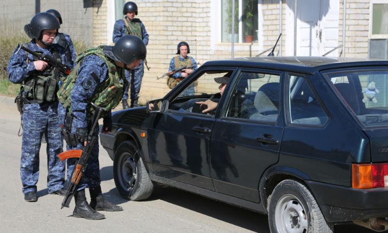 ВДагестане впроцессе КТО убиты два боевика