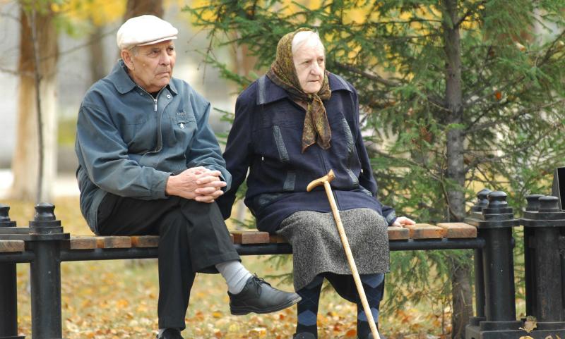 В Минэкономразвития предупредили о сокращении пенсий в реальном выражении