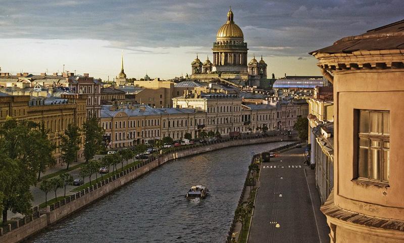 Санкт-Петербург стал лучшим туристическим городом Европы