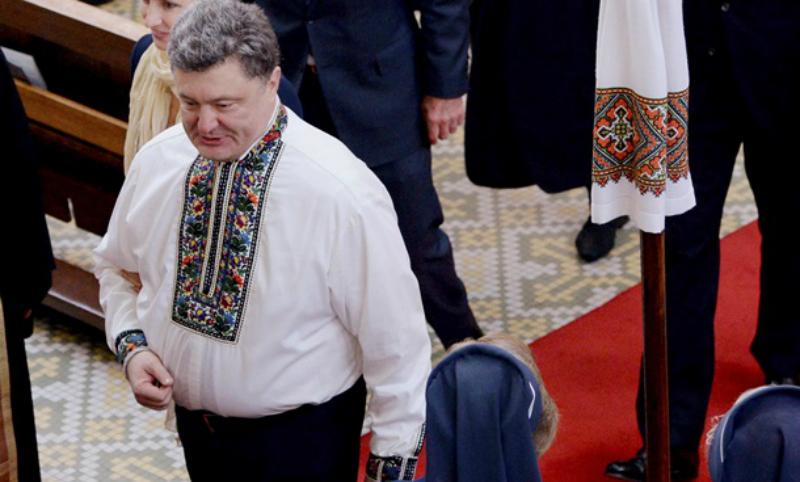 Президент Украины потребовал, чтобы школьники общались по-украински на переменах