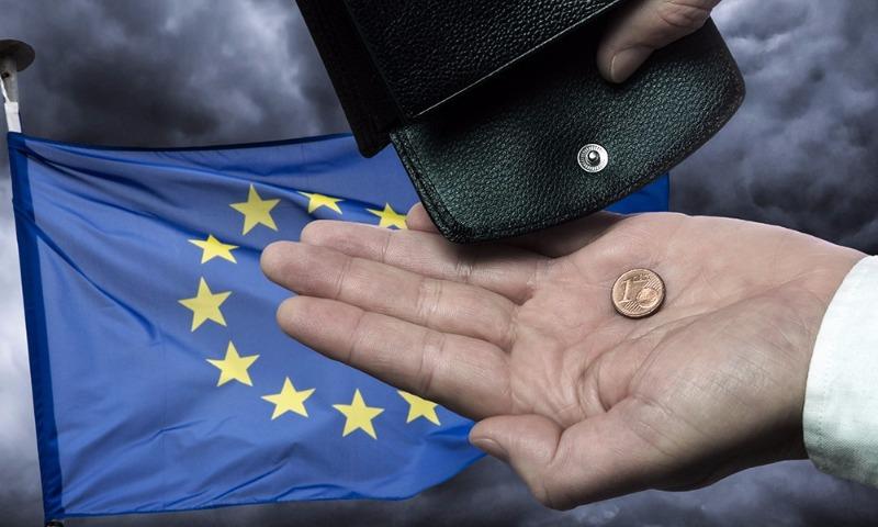 Евросоюз признался, что теряет ежемесячно $3,2 млрд из-за антироссийских санкций