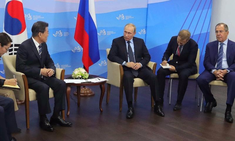 Путин: Россия принципиально не признаёт ядерный статус КНДР