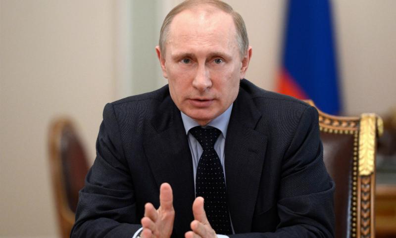 Владимир Путин рассказал историю об участии деда в Первой мировой войне