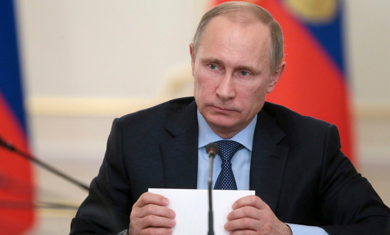 Владимир Путин призвал отказаться от оскорблений и воинственной риторики в адрес КНДР